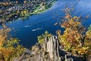 Bockfelsen im Herbst