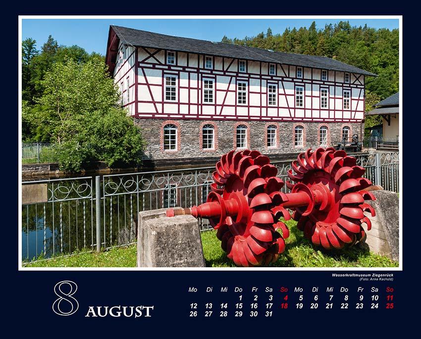 08 Kalender 2019