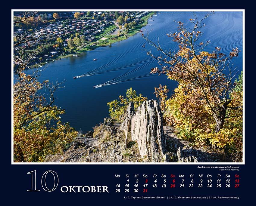 10 Kalender 2017