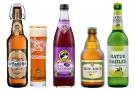 Fotografie von Bierflaschen