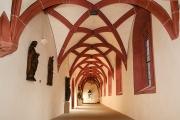 Kreuzgang im Stadtmuseum im Franziskanerkloster