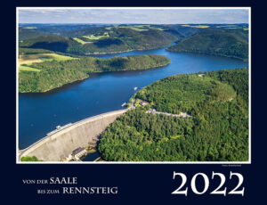"""Kalender 2022 """"Von der Saale bis zum Rennsteig"""""""
